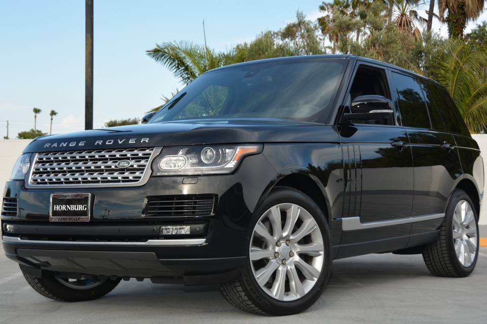range rover hse supercharged suv rental in los angeles and surrounding cities. Black Bedroom Furniture Sets. Home Design Ideas