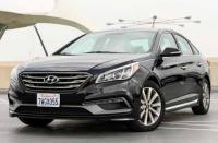Hyundai Sonata Limited (Black)